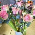 alkalmi virágcsokor